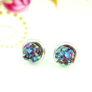 Jewelry - Druzy Earrings
